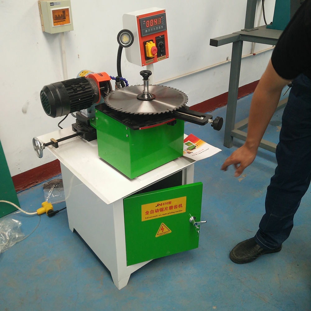 Automatic Circular Saw Blade Sharpenering Machine