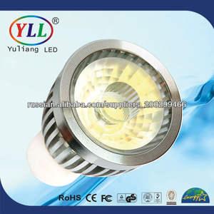 Шэньчжэнь завод, початок CE & RoHS Сертификат e27 gu10 MR16 5W Светодиодная лампа прожектора