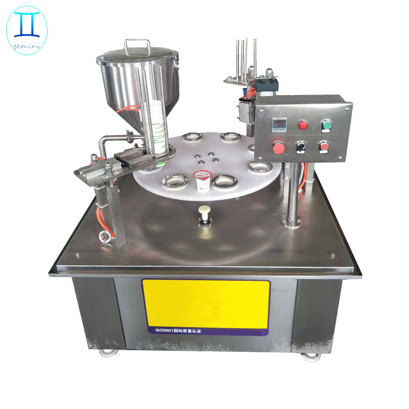 Filling Sealing Equipment Coffee K Cup Filling Machine
