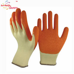 CE Approved EN420 Latex Free Rubber Gloves