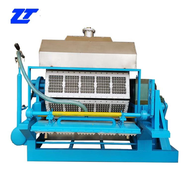 Factory Price Automatic Egg Tray Carton Box Making Forming Machineryため3000 Production Line