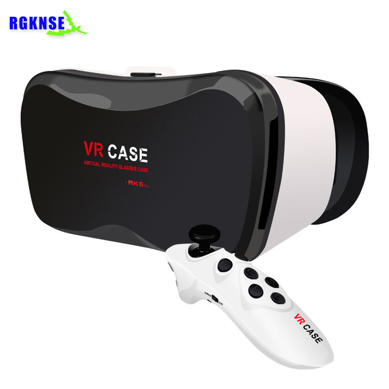 2017 RGKNSE VR Case 5 plus, VR headset for 3D vedios and games