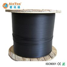 Stripe Central Loose Tube Gyxtw 2 4 6 8 12 16 24 Core Light Armored Duct And Aerial Fiber Optic Cable