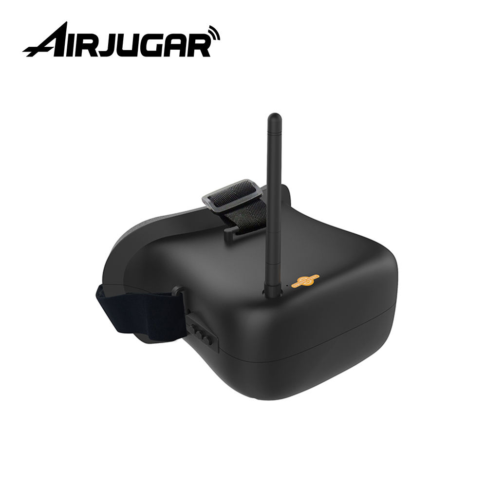 Newest Top Quality 40Ch Diversity Fpv 5.8G Racing Drone Vr Goggles