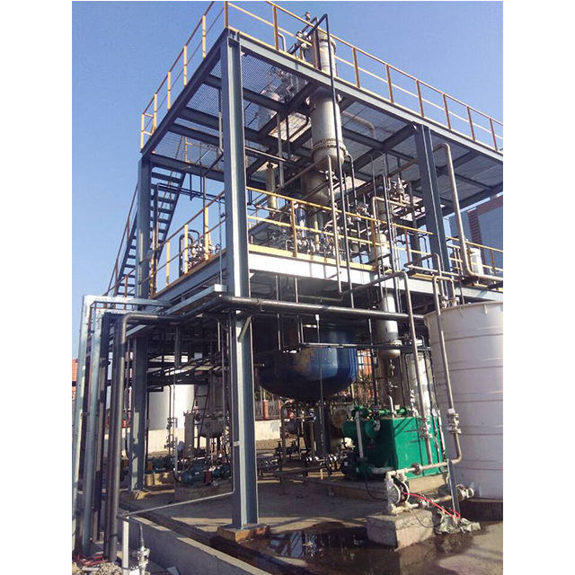 Small Biodiesel Production plant, biodieseng machinery to bio fuel from bio waste machine cooking oil biodiesel fuel production