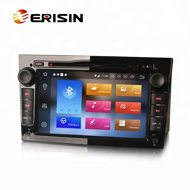 "Erisin ES7460PB 7 ""Android 8.0 Winca Auto <span class=keywords><strong>DVD</strong></span>/7 Zoll Bildschirm/Auto <span class=keywords><strong>DVD</strong></span> GPS Android mit DAB OBD DVR"