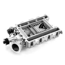 High performance 5-axis simultaneous motion cnc machined aluminum supercharger case