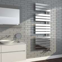 HOT HOT HOT High quality OEM service SUN-D5 Chrome towel rail Designer towel radiator Central heating radiator
