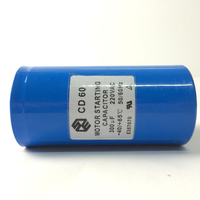 88uf-106uf AC MOTOR START CAPACITOR BMI Made in USA
