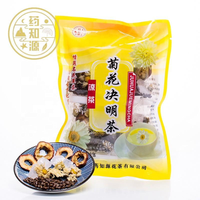 Chinese Flavored Skin Beauty Chrysanthemum Cassia Seed Combination Flower Tea