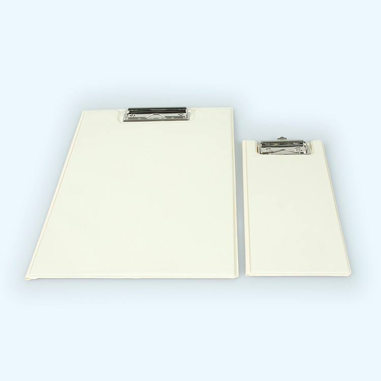 Custom drawing clip board a4 size, folding clip boards