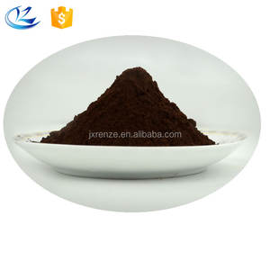 wholesale price halal chocolate raw material pure dark cocoa powder