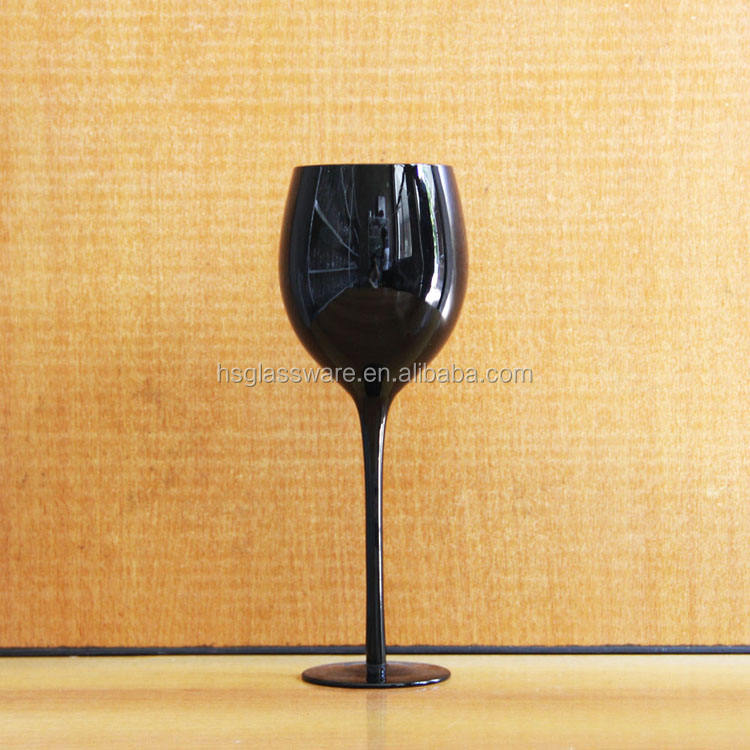 Best Selling Products 2017 In USA High Quality Black Goblet Wholesale