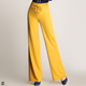 T-WP003 Elegance Wide Leg Business Women Pants