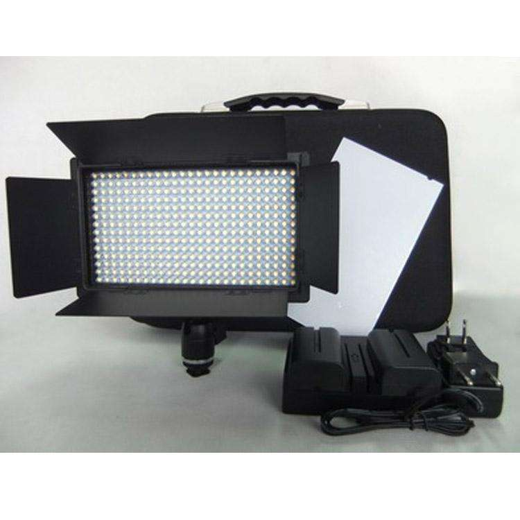 Original Led Video Light Movie Film Shooting Studio Light and Soft Box Kit