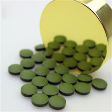 Organic Food Health Care Products Supplying Protein Spirulina Tablet for Enhance The Immunity