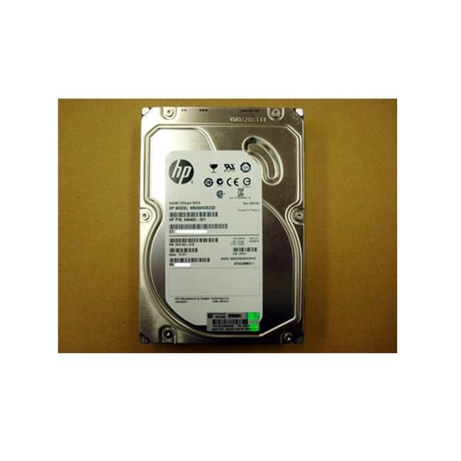 HPE 658071-B21 HDD 500GB SATA 7.2K 3.5in Hard Drive