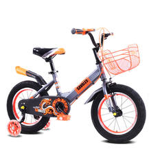 Wholesale high quality  kids bicycle bike for children aluminum alloy rim bike 12 to 16 inch children bicycle