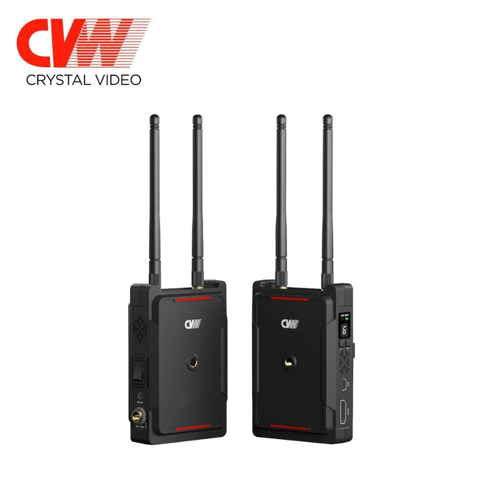 CVW Crystal Video SWIFT wireless transmission 5GHz long range transmitter cheap Chinese 800 feet distance