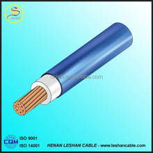 multi strand welding cable 2 AWG thhn electrical wire