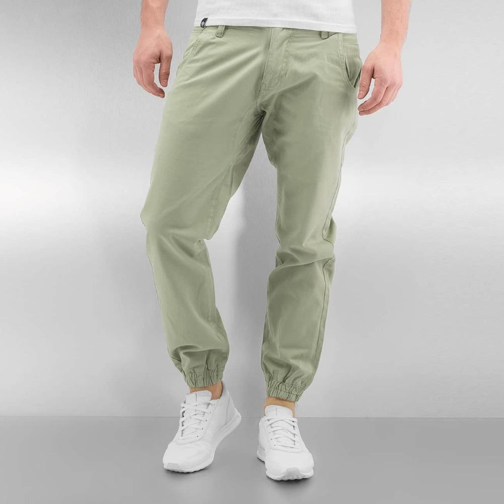 Custom New Style Khaki Trousers Mens Twill Pants khaki Chino Joggers