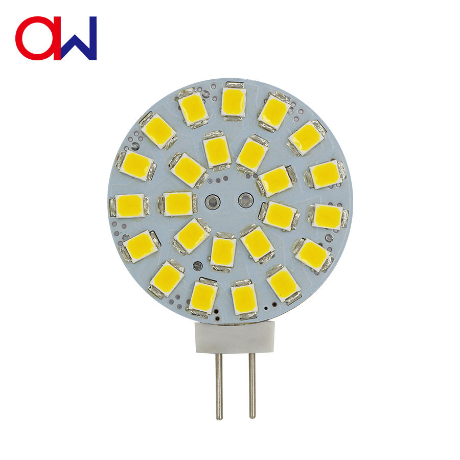 Low voltage Round side pin 2835 SMD G4 LED with CE RoHS use on boat