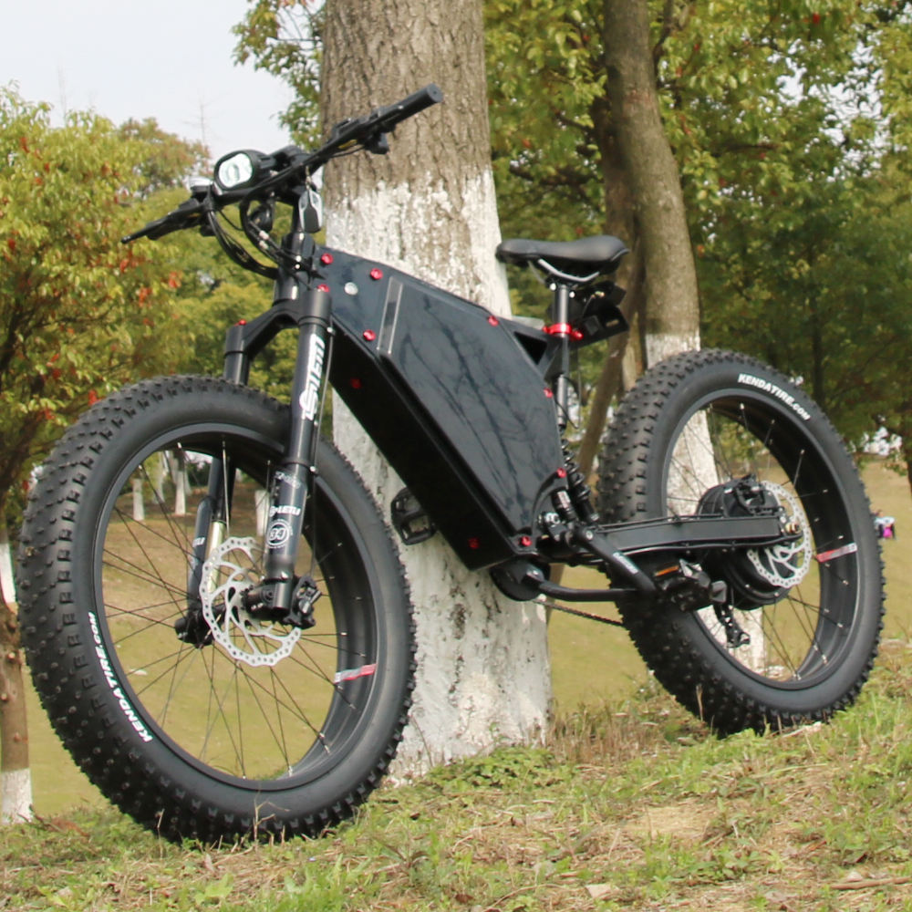 2019 new design long range big power fast speed fat tire electric bike high speed 48v1500w