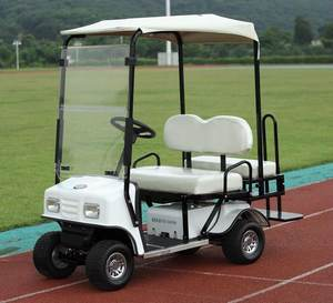 4 seater used folding cheap mini electric golf cart for sale in usa with CE certificate AX-A3-6