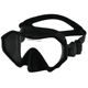 Low volume scuba diving masks water sports swimming silicone frameless diving mask