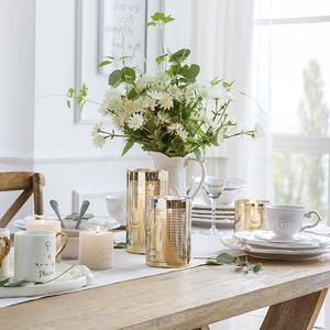 Elegant Trendy Dining Table Centerpieces For Interior Decor Alibaba Com