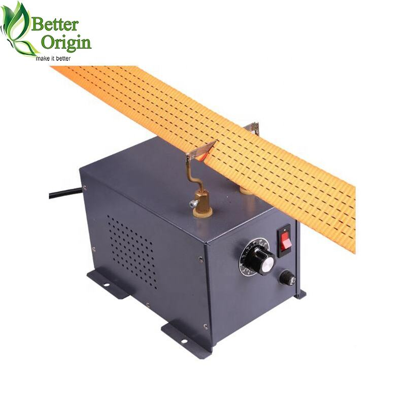 Electric Heating Hot Knife Rope Hot Ribbon Cutter Nylon Webbing Cutter Hot Cutting Machine