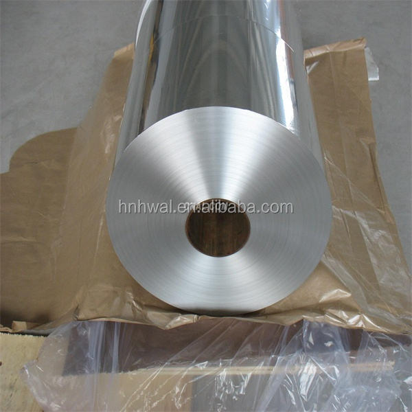 8011 Factory Price Aluminium foil jumbo roll for packing