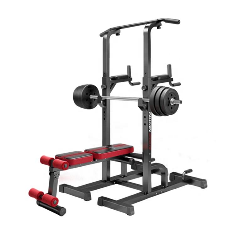 Fitness Barbell Dumbbell Adjustable Weight Bench
