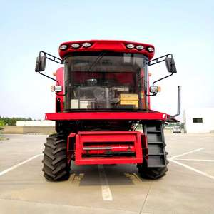 corn/maize harvester equipment for tractor