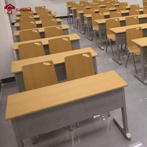 furniture school college single desks and chairs