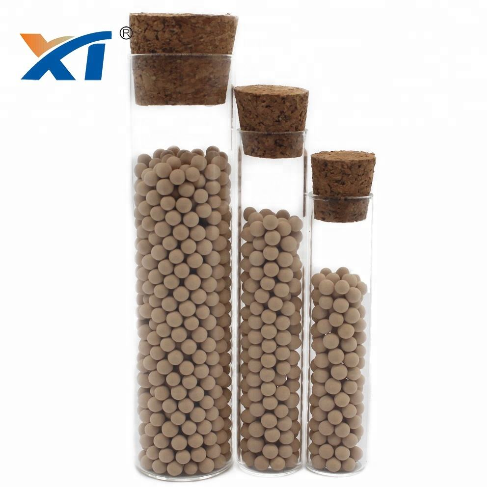 Paper Chemical Molecular Sieve 4A Bed Beads Desiccant Dehydration Agent