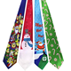 Hot selling Quality-assured custom led tie Led flashing necktie for party celebration both suit for children and adults