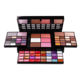Ready to ship Without Logo 74 Colors High Pigment Eyeshadow palette big Makeup Palette set kit