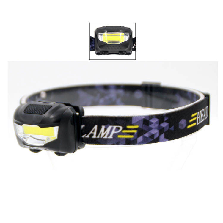 Best Seller Cheap Head Lamps LED Hiking Headlamps Small Customized headlamp