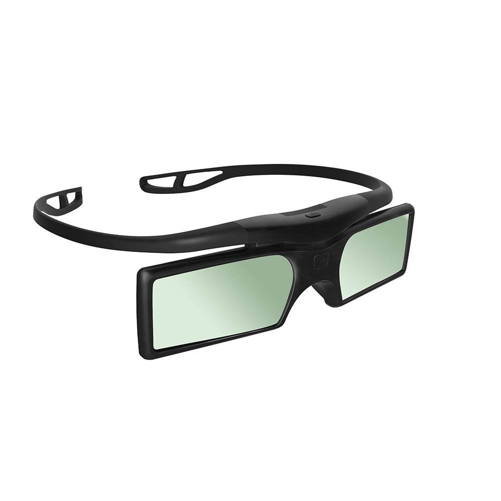 G15-BT Bluetooth 3D Active Shutter Stereoscopic Glasses For TV Projector Bluetooth 3D glasses
