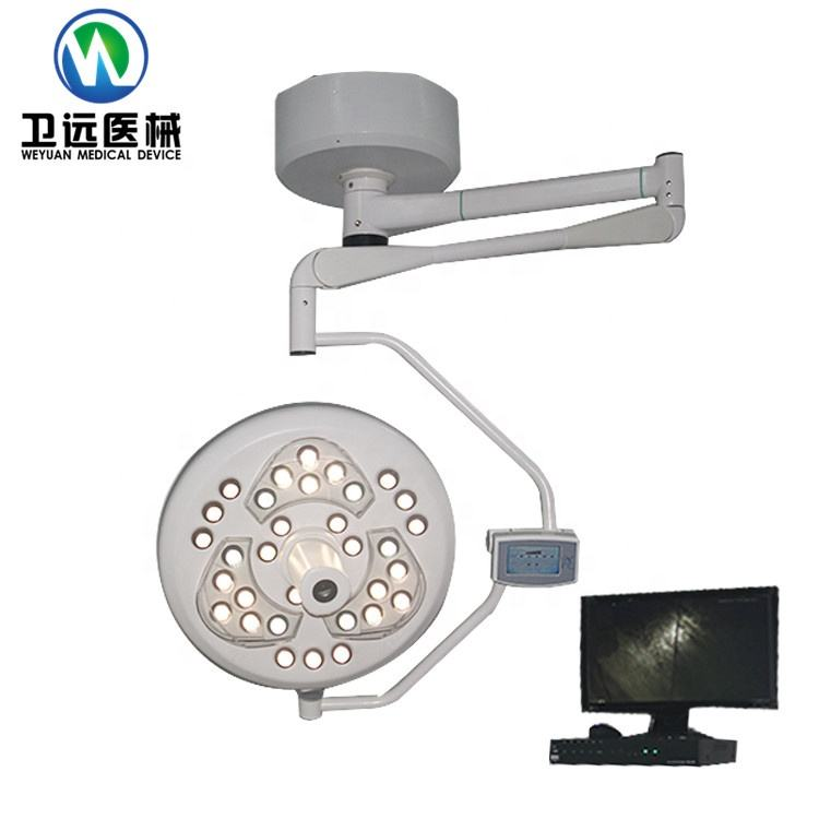 Operating Light Medical Equipment Operating Room OT Light With HD Video Camera System
