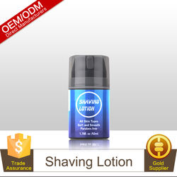 Men's After Shave Lotion For Dry Skin Care Own Brand