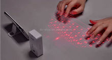 Wholesale price projector keyboard Mini Wireless Virtual Laser Keyboard