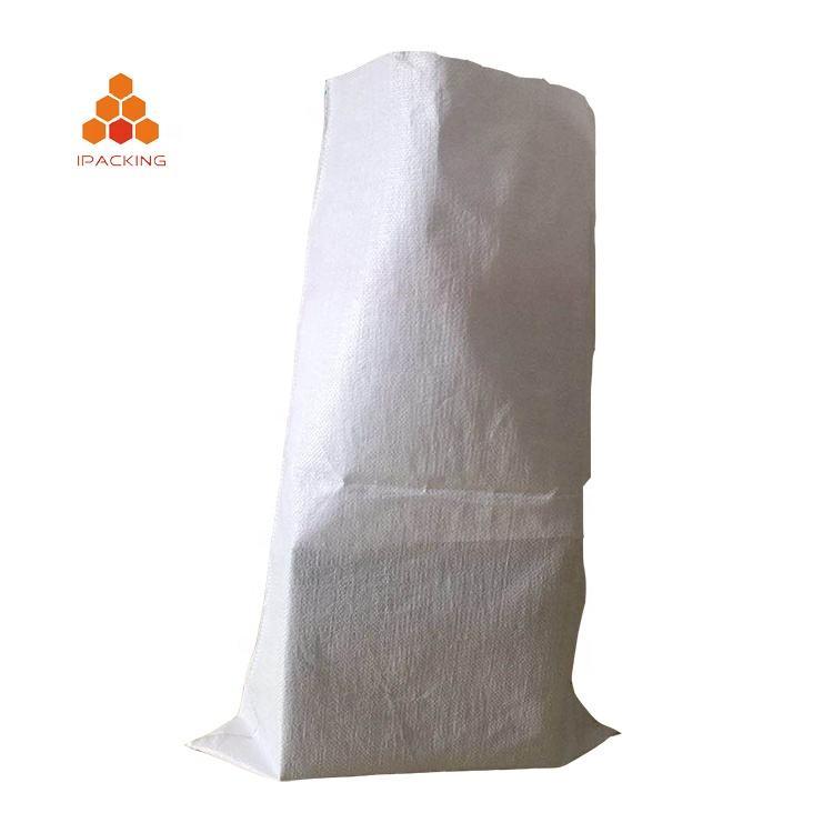 Super calidad tubular pp tejida sacos tejido de polietileno sacos de patatas Sudán bolsas de pp