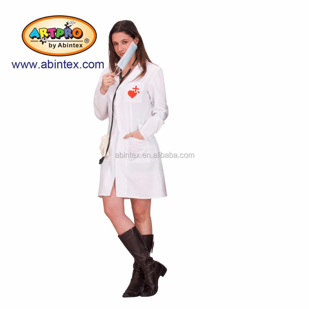 Deluxe Realistic Metal Stethoscope Doctor Nurse Dr Fancy Dress Costume Accessory