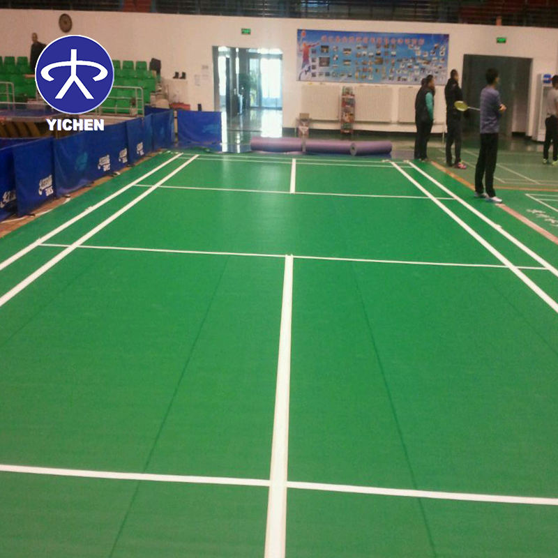 Mumbai badminton court 4.5mm PVC Vinyl Floor india