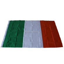 3x5 ft 150x90cm Large Custom Logo Printed Polyester Italy Outdoor Flag