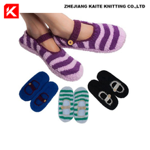 KT-A1-1144 slipper socks wholesale slipper socks moccasin socks