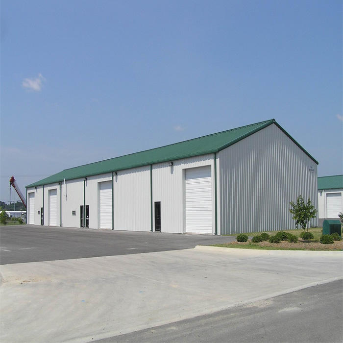 Shop House Manufacturers Prefab Houses Prefabricated Steel Structure Warehouse Building
