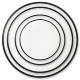 Customized royal porcelain bone china dishes and plates sets wedding rental dinnerware sets
